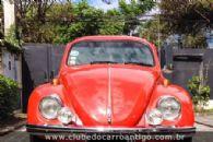 Carros Antigos - Volkswagen, Fusca, 1300, 1974, Vermelho - Publicado em: 3/2/2020
