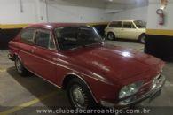 Carros Antigos - Volkswagen, Tl 1600, , 1972, Vermelha - Publicado em: 28/4/2017