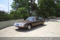 Carros Antigos - Citroen, Sm (série Maserati), , 1973, Marrom - Publicado em: 9/12/2016