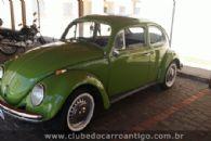 Carros Antigos - Volkswagen, Fusca, 1500, 1972, Verde - Publicado em: 19/12/2016