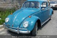 Carros Antigos - Volkswagen, Fusca, , 1967, Azul - Publicado em: 26/9/2017