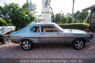 Carros Antigos - Ford, Capri, GT XLR, 1972, Prata e Preto - Publicado em: 19/5/2017