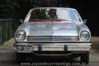 Carros Antigos - Chevrolet Gm, Vega - Baby Camaro, Hatchback 2300, 1976, Prata - Publicado em: 30/10/2017
