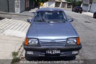 Carros Antigos - Chevrolet, Monza, Classic SE, 1989, Azul - Publicado em: 18/3/2019