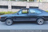 Carros Antigos - Volkswagen, Passat, GTS Pointer, 1989, Preto - Publicado em: 3/1/2019