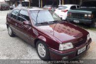 Carros Antigos - Chevrolet, Kadett, GSI, 1994, Vinho - Publicado em: 3/1/2019