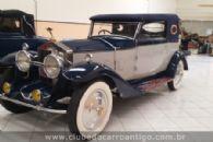 Carros Antigos - Rolls Royce, Silver Ghost, 20 HP, 1923, Azul - Publicado em: 26/3/2018