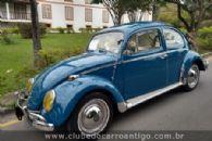 Carros Antigos - Volkswagen, Fusca, 1200, 1965, Azul - Publicado em: 26/3/2019