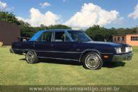 Carros Antigos - Chrysler, Dodge, Le Baron, 1979, Azul - Publicado em: 31/5/2019
