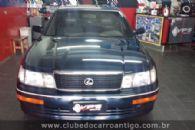Carros Antigos - Lexus, Ls 400, LS 400, 1993, Azul - Publicado em: 10/6/2019
