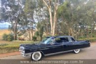 Carros Antigos - Cadillac, Fleetwood, Luxo, 1963, Preto Cadillac - Publicado em: 24/6/2019
