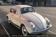 Carros Antigos - Volkswagen, Fusca, , 1972, Branco - Publicado em: 11/7/2019