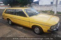 Carros Antigos - Ford, Belina 2, 1.6 L, 1980, Amarela - Publicado em: 3/3/2020