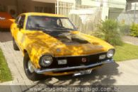 Carros Antigos - Ford, Maverick, Superluxo, 1974, Amarelo Indy - Publicado em: 27/8/2018