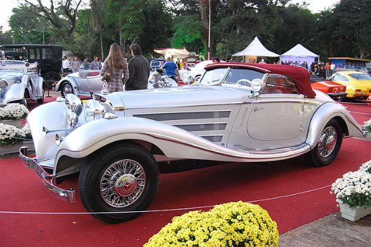 XIX Encontro de Automóveis Antigos de Araxá/ MG