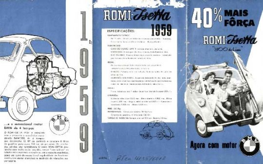 Romi-Isettas